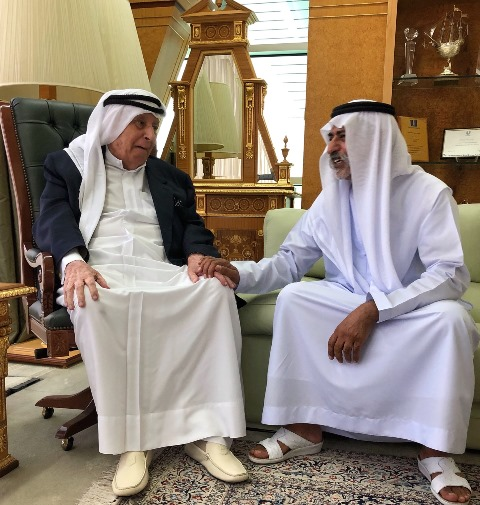 UAE Minister of Tolerance calls on ESAG Chairman